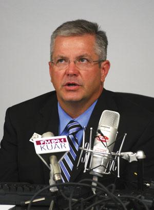 Dr. Tom Kimbrell